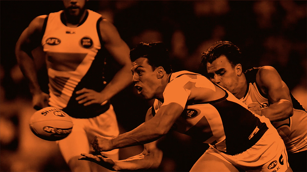 The Giants, Dylan Shiel. Footy and life goals.