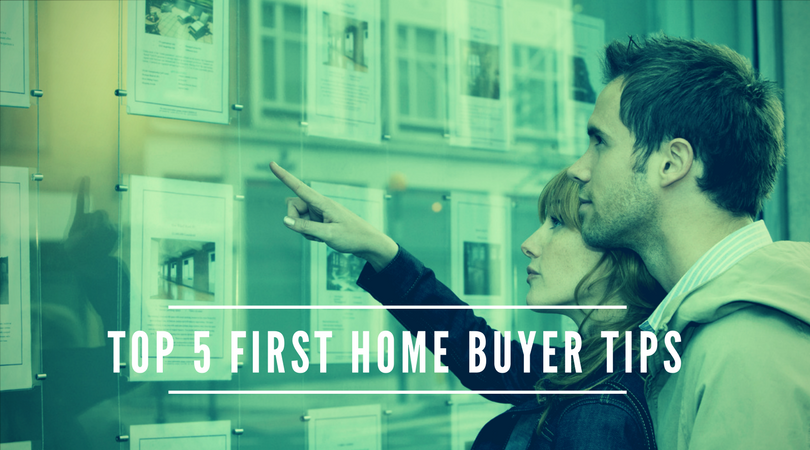Top 5 tips for first home buyers (and we even threw in a 6th)
