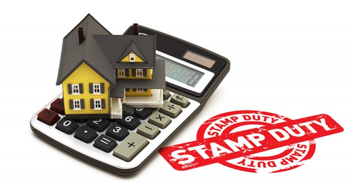 How much Stamp Duty do you pay?